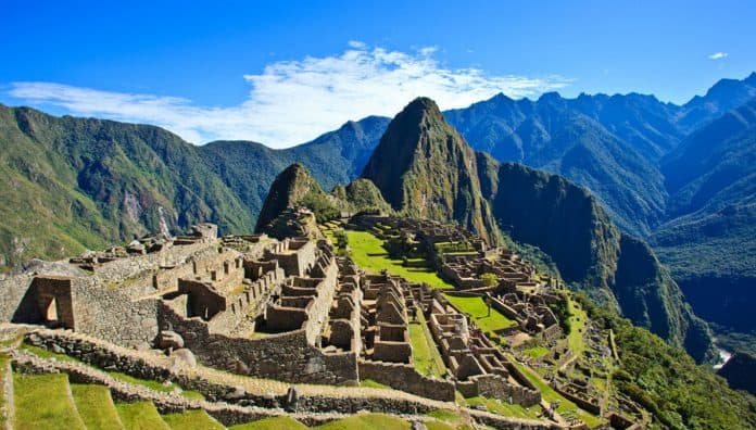 Machu Picchu Historical Places In The World
