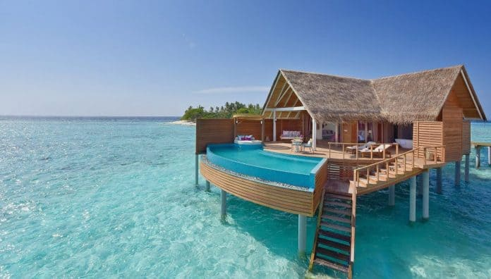 Maldives Is One Of The Best Attractive Honeymoon Place For Couples