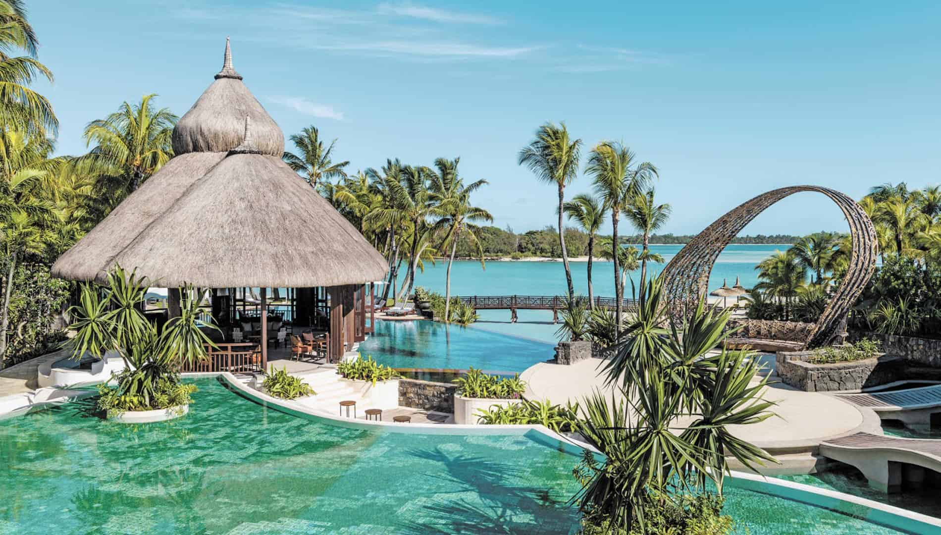 Mauritius Is One Of The Honeymoon Destinations In The World For Couples