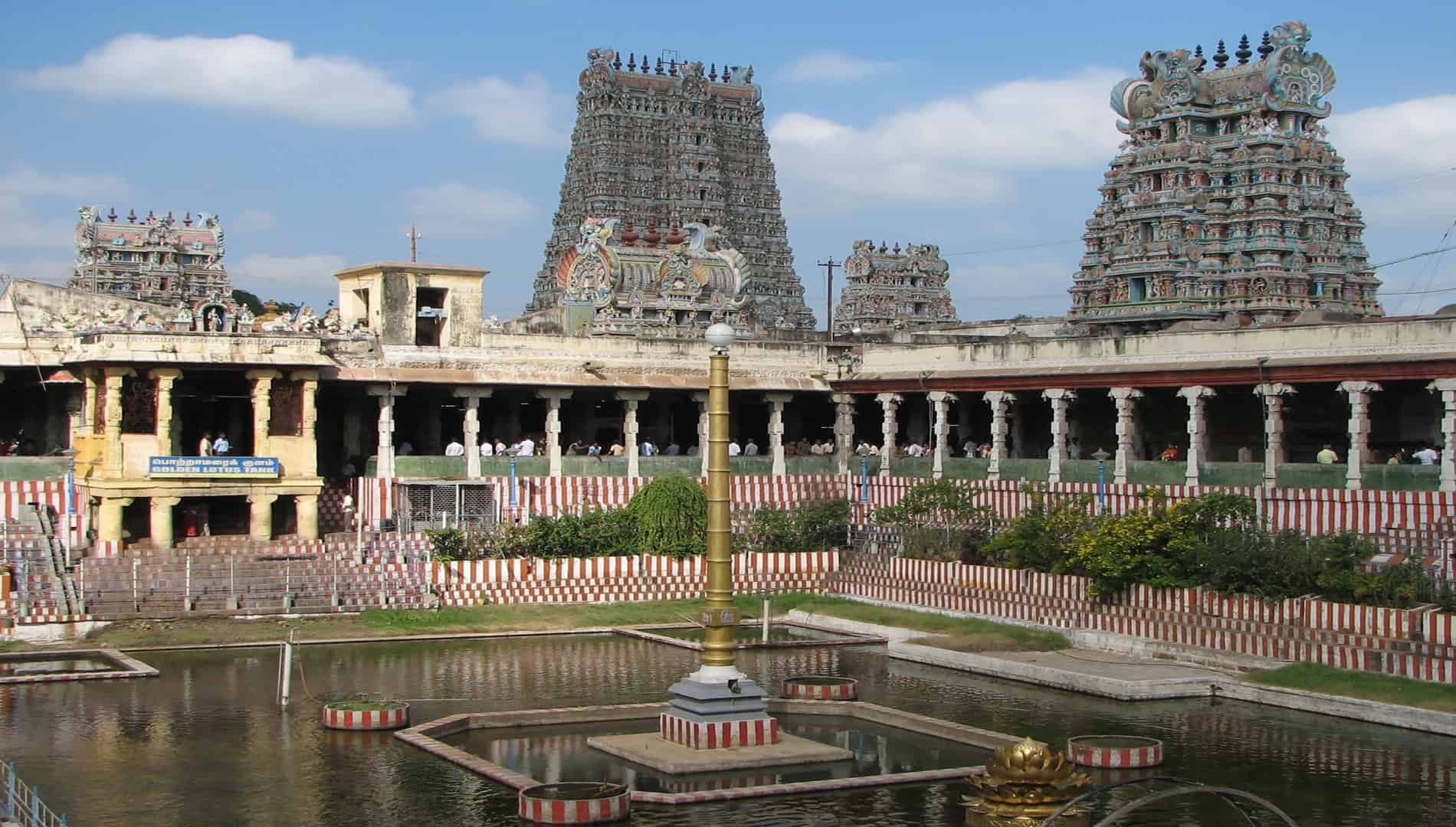 Meenakshi Temple - Madurai Is India's Wealthiest Temples