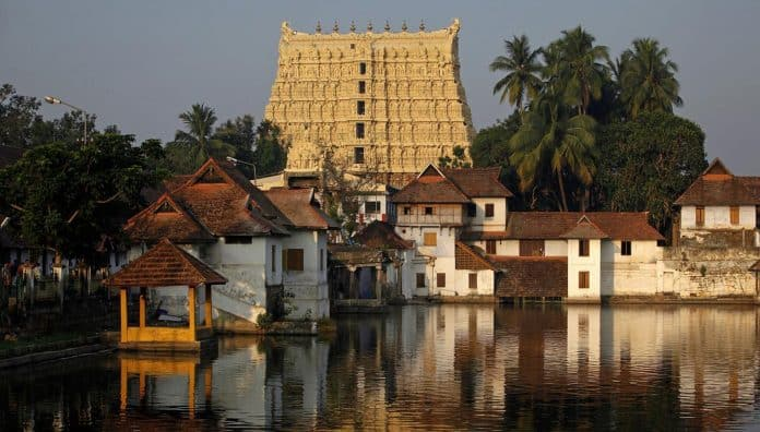 Padmanabhaswamy Temple In Kerala Is The Richest Temples In India
