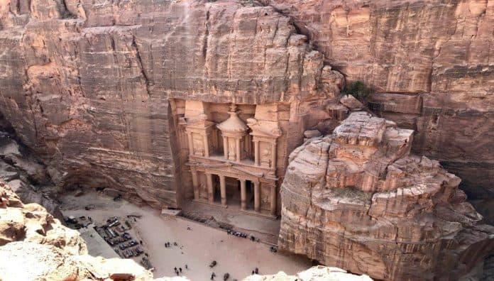 Petra Is One Of The World's Historical Places