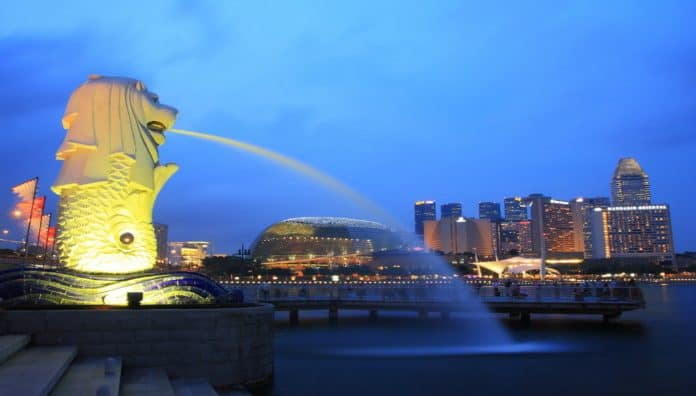 Singapore Is The World's Best Place For Honeymoon Destinations
