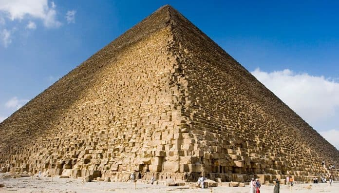 The Great Pyramid Of Giza Historical Places In The World