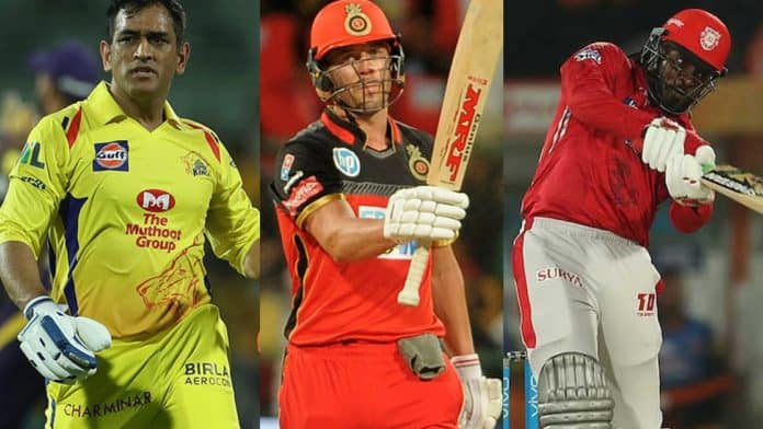 Top 10 Biggest And Longest Sixes In IPL History