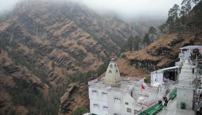 Vaishno Devi Temple - Jammu Is Richest Temple In India
