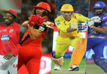 10 Most Dangerous Batsman In IPL As A Player