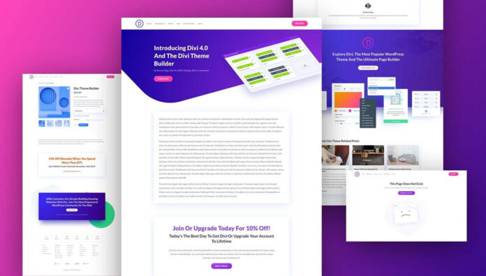 Divi Is One Of The Popular WordPress Theme
