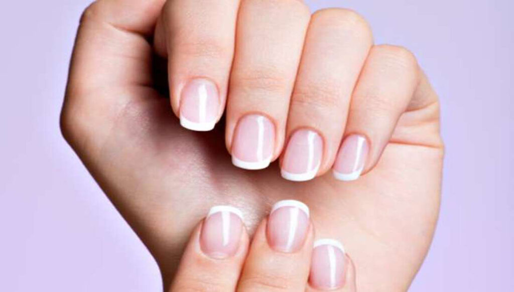 Get Strong Beautiful Nails Naturally
