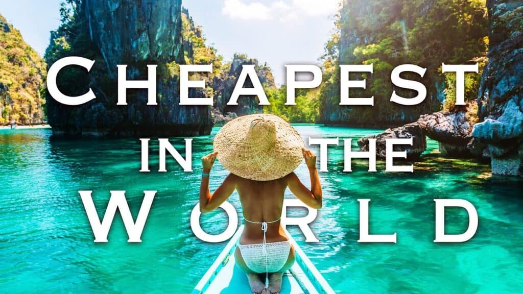 List Of 10 Cheap Places To Travel In The World