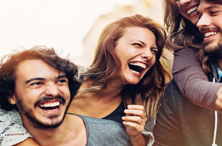 The Surprising Reason Why Laughing Is Good For You